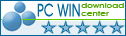 PC WIN download center 5 stars