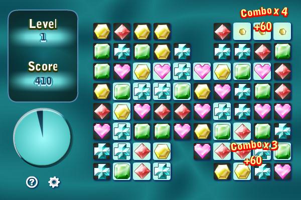 gem swap 2 free online game