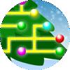 Világító karácsonyfa- Karácsonyi és télapós ingyen online játékok
